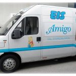 furgone per gelati usato
