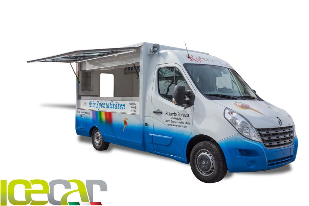 furgone gelato