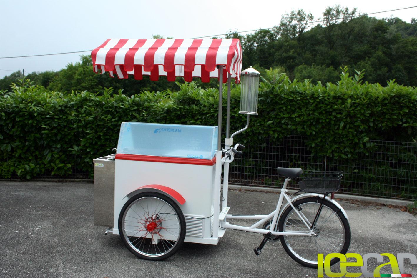 triciclo gelato