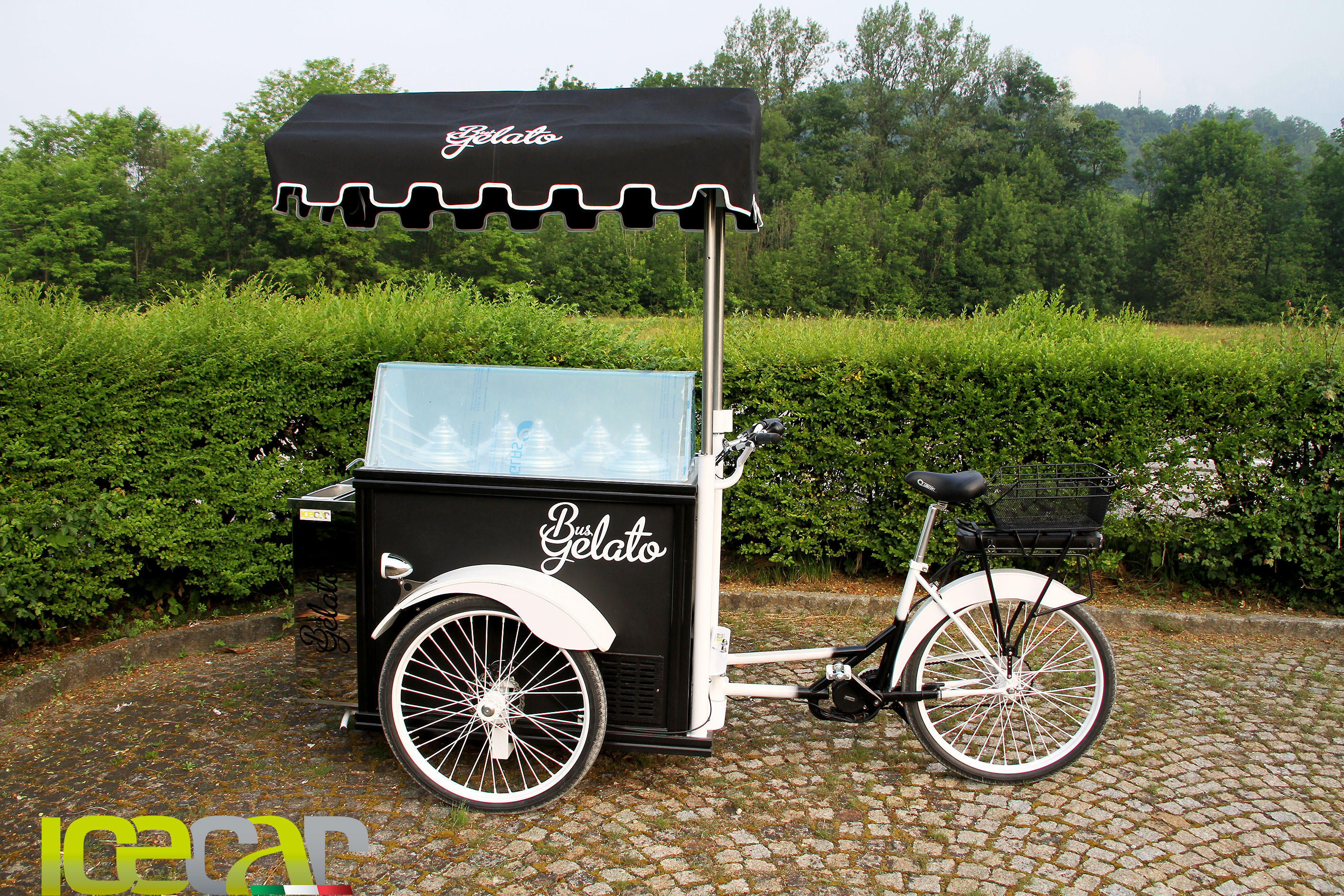 Carretto Gelati Bike Finlandia