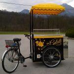 cargo bike gelato