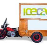Street Food su Motocicletta allestimento speciale ICECAR