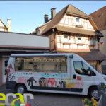 Gelateria ambulante in Germania