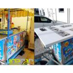 Restyling Carro Spiaggia