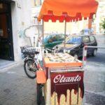 Triciclo Gelato USATO Napoli Campania