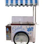 carrettino gelato